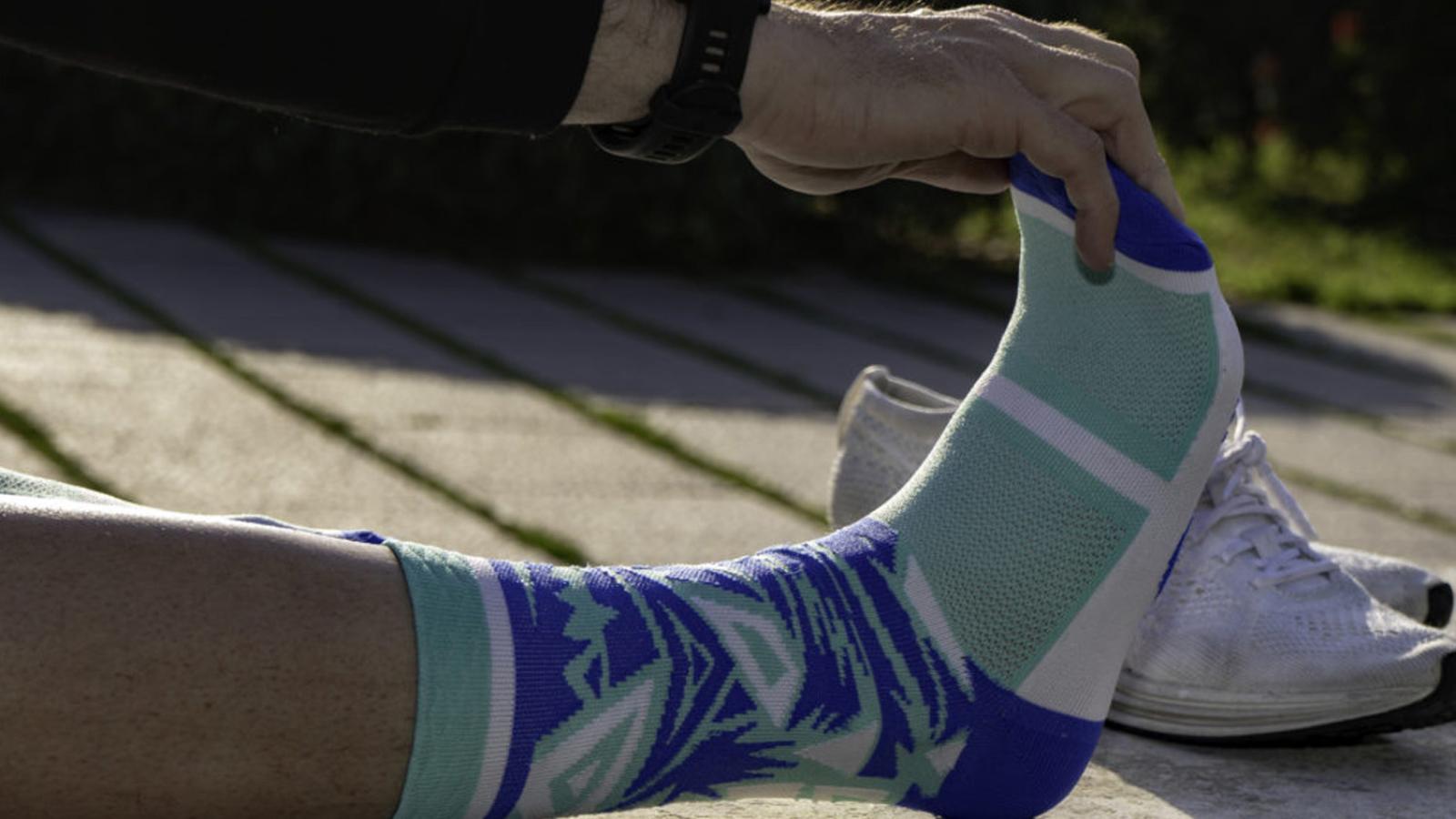 auge de los calcetines tecnicos